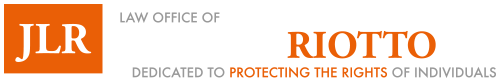 Law Offices of James L. Riotto Header Logo